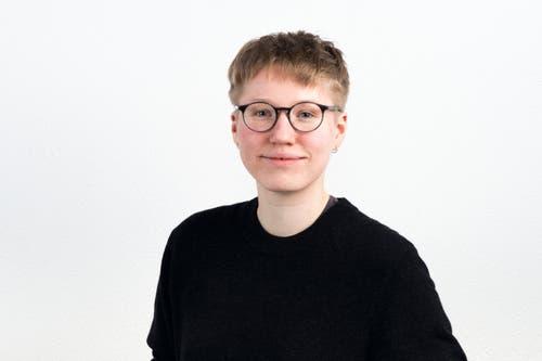 Katja Steiger, 22.