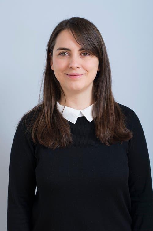 Oriana Gebhard, 32.