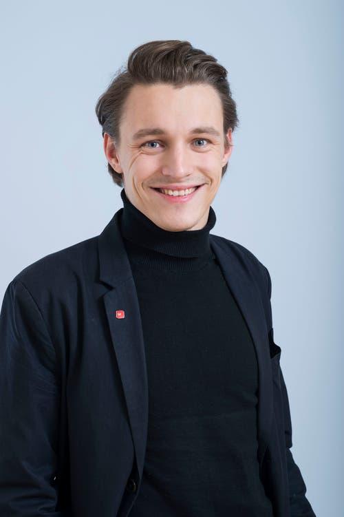 Yannick Gauch, 24.