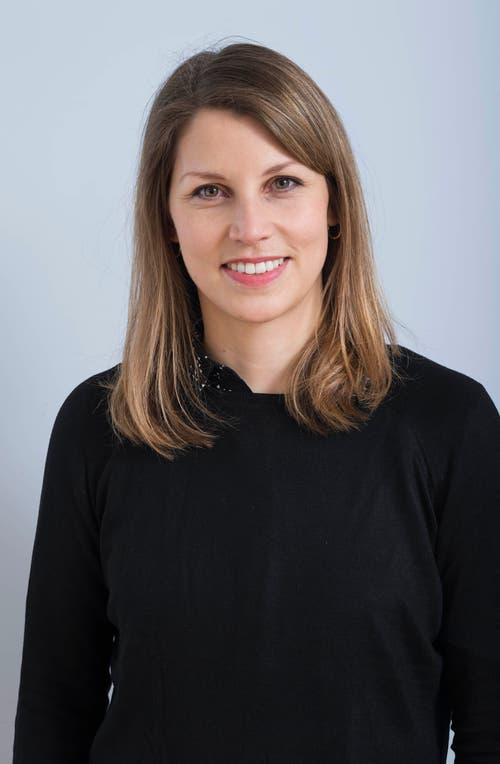 Julia Meier, 33.
