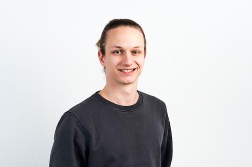 Philipp Mulle, 25, Meggen.