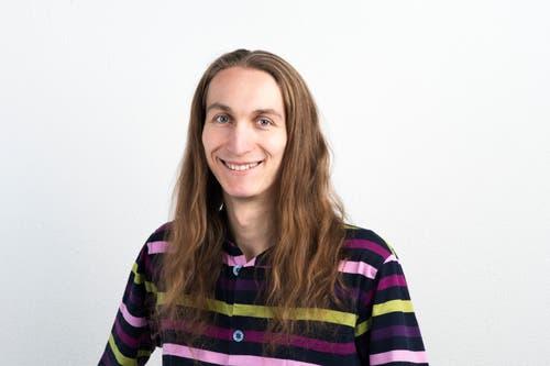 Kevin Schmidli, 26.
