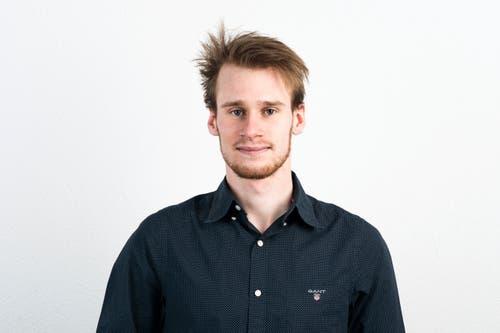 Ivan Allinckx, 22, Kriens.