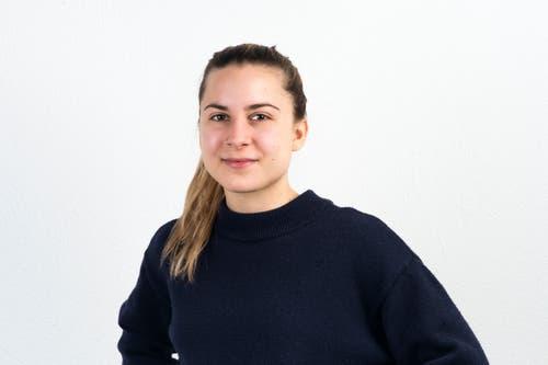 Sophie Bräm, 22.