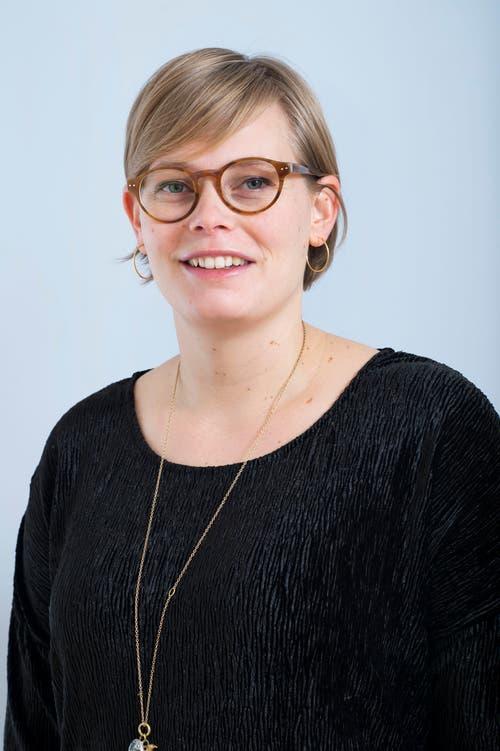 Nadja Landolt, 25.