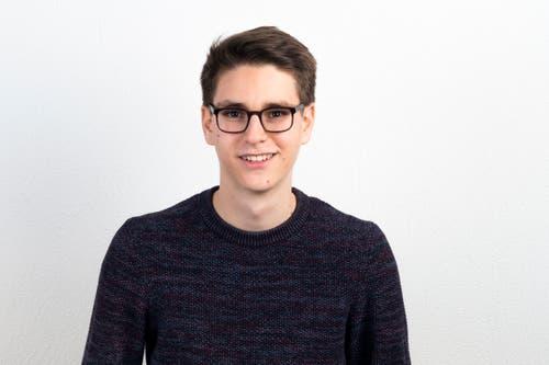 Mauro Schmid, 19.