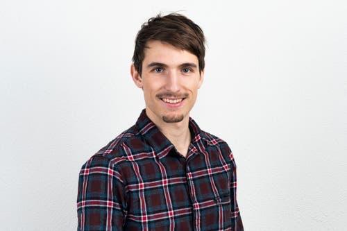 Simeon Bieri, 24, Oberkirch.