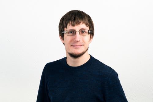 Lukas Brun, 27, Horw.