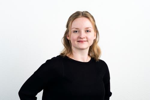Lea Helfenstein, 21, Wauwil.