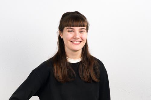 Annina Halbheer, 19.