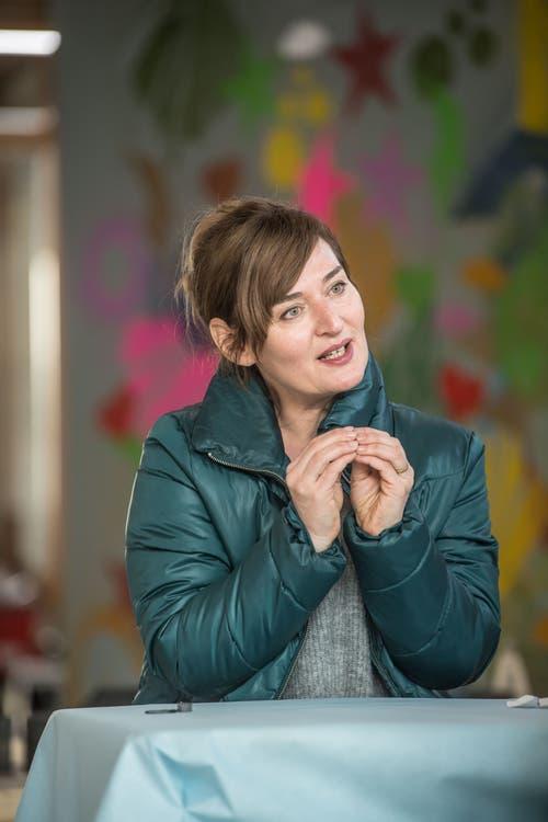 Schauspielerin Rachel Braunschweig hat bereits in diversen grossen Schweizer Filmen mitgespielt.