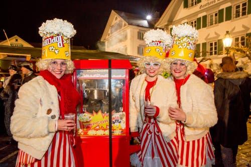 Popcorn gefällig? (Bild: André A. Niederberger (Stans, 23. Februar 2019))
