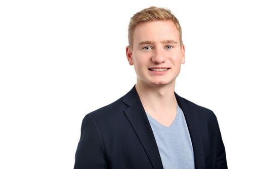 Lukas Blaser, 20.