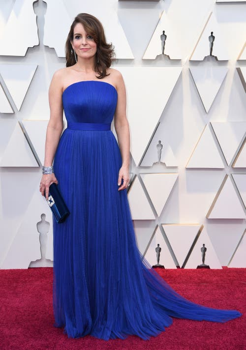 Tina Fey. (Bild: Richard Shotwell/Invision/AP)