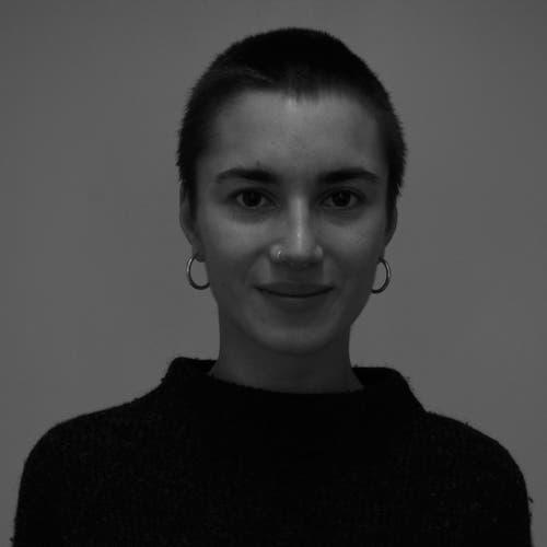 Gina Dellagiacoma, 22, Beromünster.
