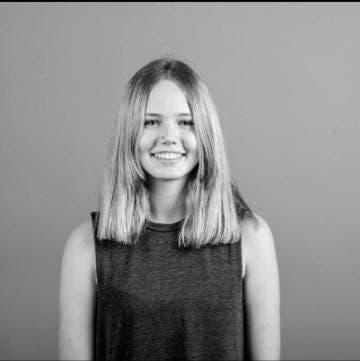 Zoé Stehlin, 22.