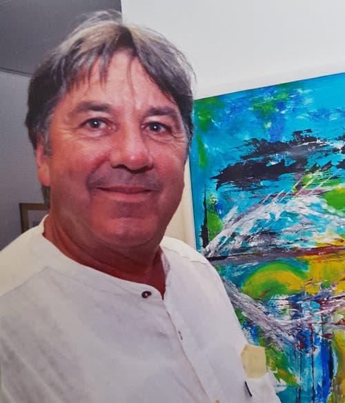 Josef Burach, 67.