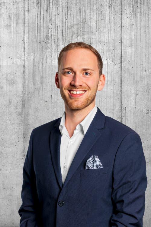Lucas Zurkirchen, 26.