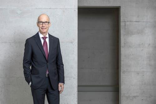Stadtpräsident Thomas Scheitlin ist seit 2010 Ehren-Födlebürger. (Bild: Daniel Ammann)