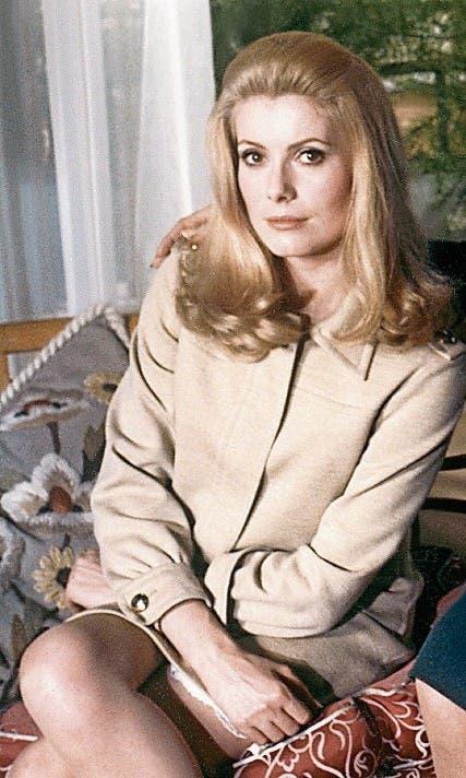 Catherine Deneuve als «Belle de Jour», 1967.