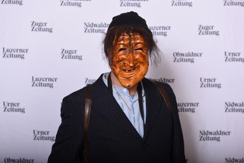 Wer hed de beschti Grend 2019: Impressionen vom Shooting vom Schmutzigen Donnerstag im Hotel Schweizerhof. (Bild: Dominik Wunderli, Luzern, 28. Februar 2019)