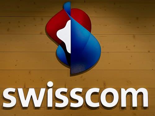 Die Swisscom hat im letzten Jahr den Umsatz stabil gehalten, unter dem Strich aber etwas weniger verdient. (Bild: KEYSTONE/GEORGIOS KEFALAS)