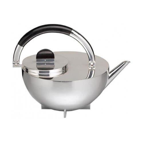 Marianne Brandts Teekanne gibt es nur noch sieben Mal. Sechs Exemplare stehen in Museen, das siebte kaufte jemand für 361000 Dollar.