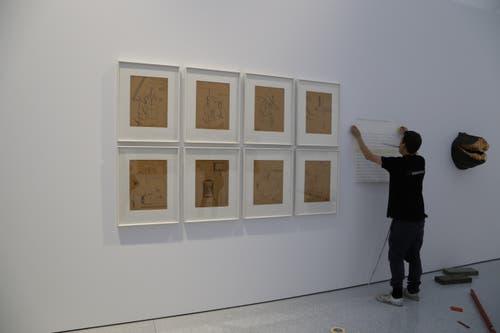 Max Ernst gilt als Vertreter des Surrealismus und Dadaismus.