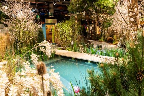 Giardina 2019 | GiardinaSTYLE | Mastergarten | Mein Naturgarten, Winkler Richard Naturgaerten