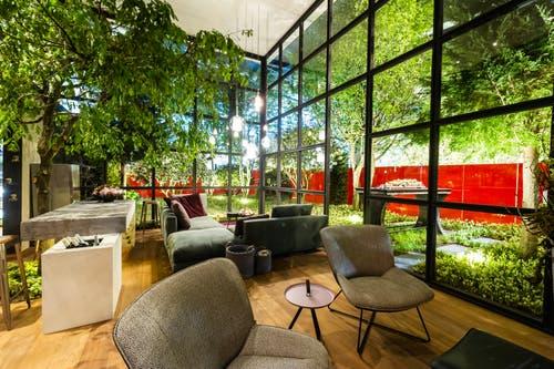 Giardina 2019 | GiardinaSTYLE | Showgarten | Solutions for Living, Rolf von Burg Gartenarchitektur und Design