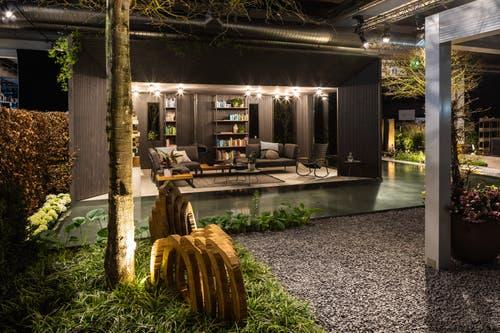 Giardina 2019 | GiardinaSTYLE | Showgarten | The Green Library, F Design Landscape AG