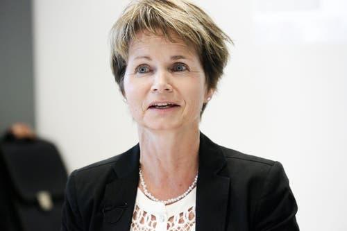 Brigitte Häberli, CVP-Ständerätin (TG)