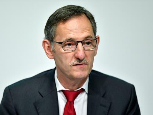 Mario Fehr (SP)... (Bild: Keystone/WALTER BIERI)