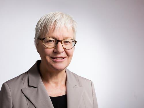 BDP-Nationalrätin Rosmarie Quadranti. (Bild: Keystone/GAETAN BALLY)