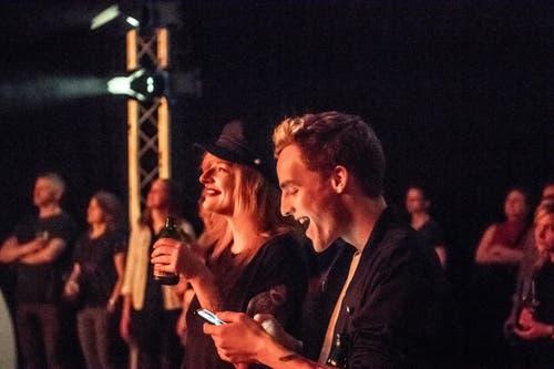 Das Publikum genoss die Klänge sichtlich. (Bild: Nadia Schärli, Wolhusen, 23. März 2019)