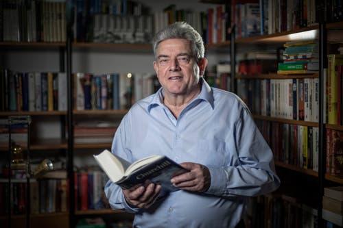 Herbert Widmer, FDP, Luzern (Bild: Pius Amrein)