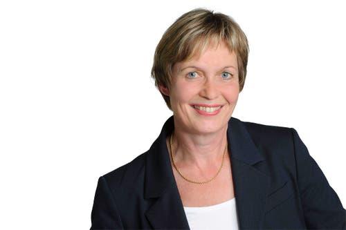 Angela Pfäffli, FDP, Grosswangen (Bild: PD)