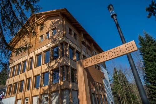 Das Hotel Restaurant Hergiswald wird neu eröffnet.
