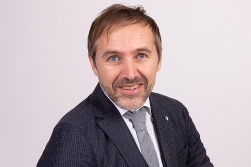 Bernhard Steiner, SVP