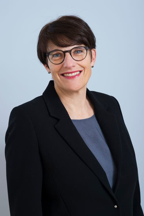Yvonne Zemp Baumgartner, SP