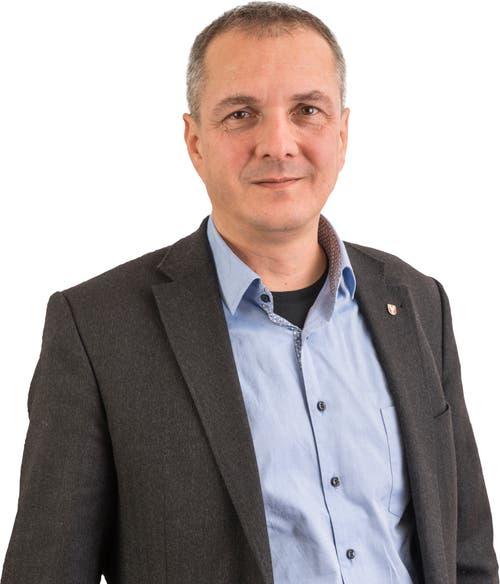 Daniel Gasser, CVP