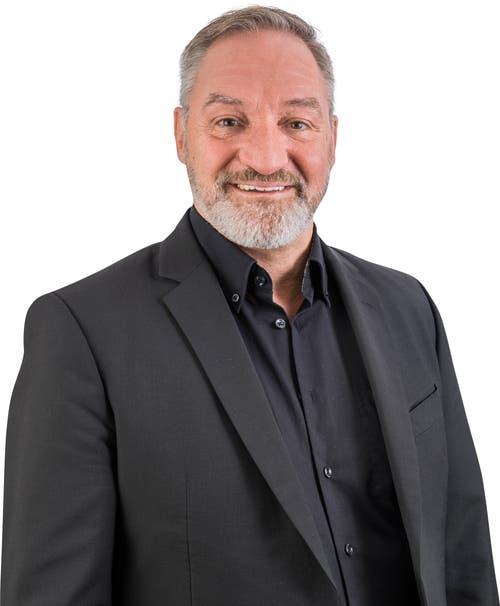 Stephan Schärli, CVP