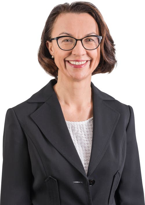 Bernadette Rüttimann Oehen, CVP