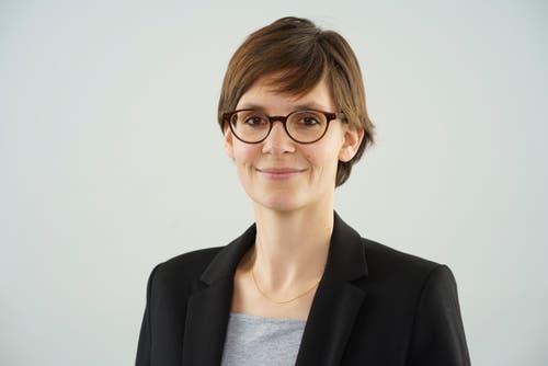 Noëlle Bucher, Grüne