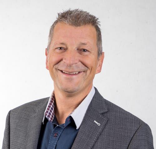 Rolf Bossart, SVP
