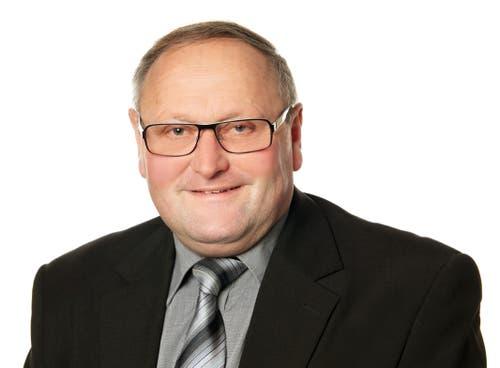 Toni Graber, SVP