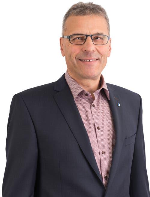 Hanspeter Bucheli, CVP