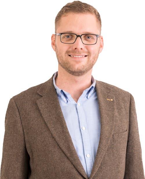 Michael Kurmann, CVP