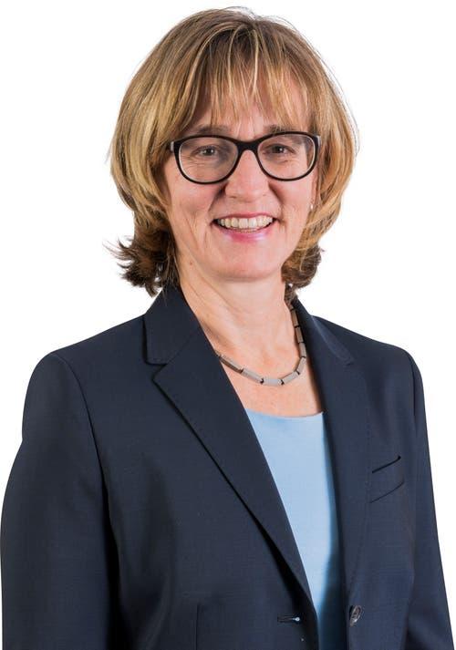 Yvonne Hunkeler, CVP