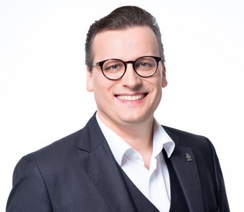Pirmin Müller, SVP